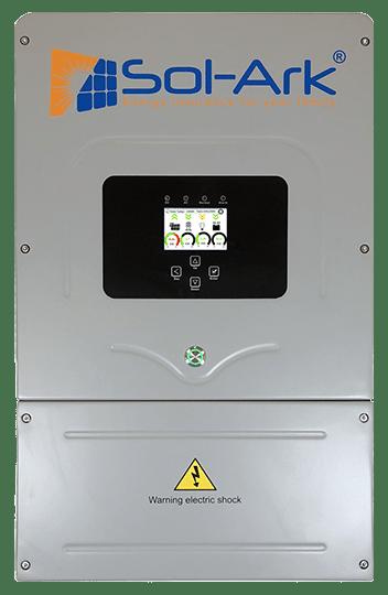 Sol-Ark off-grid generator/inverter model