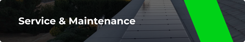Solar Equipment Service and Maintenance - Option One Solar