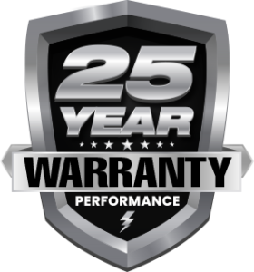 25 Year Performance Warranty on Solar Systems