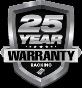 25 Year Warranty on Solar Racking